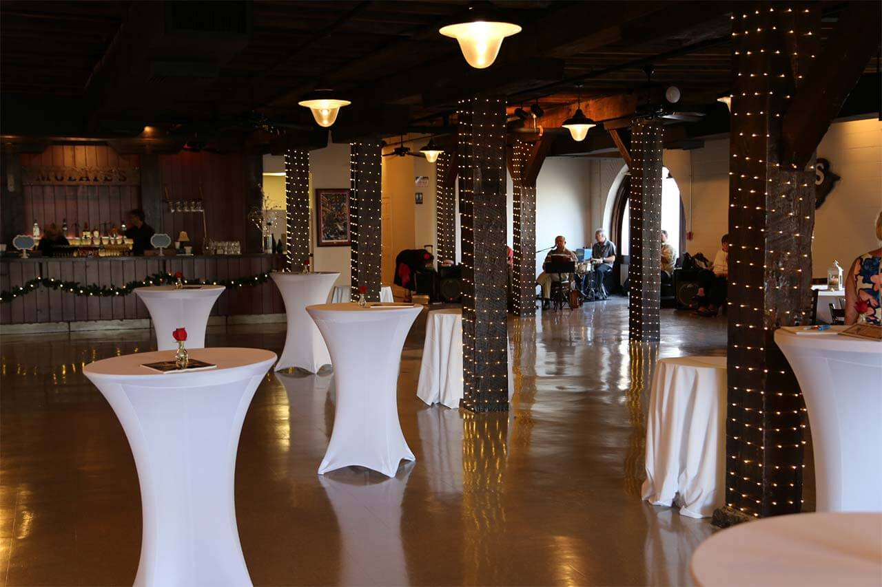 Private Parties The Teche Room