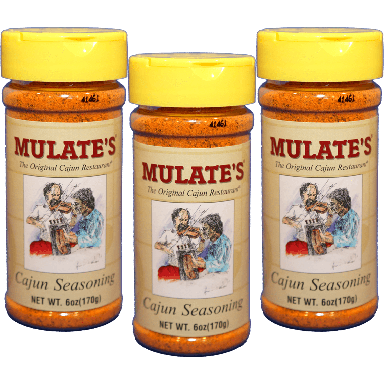 Mulate's Cajun Seasoning Spice