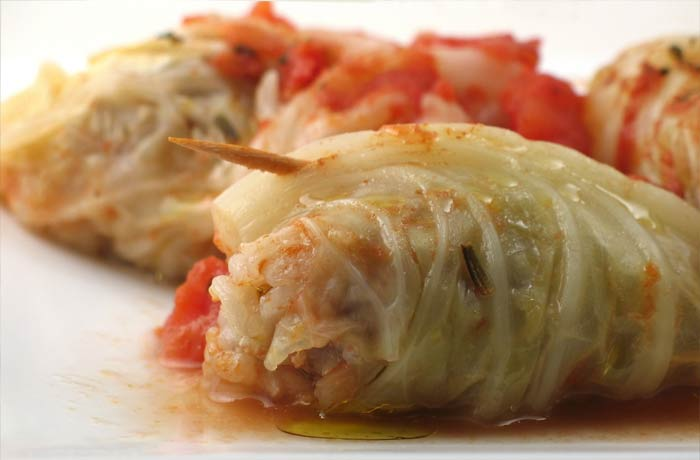 Cabbage Roll Recipe