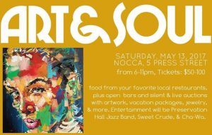 art and soul nocca gala